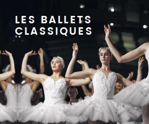 Les ballets dans le monde