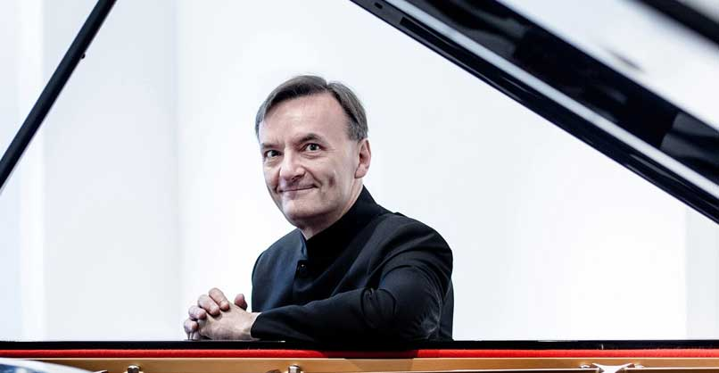 Planning de la tournée de l'artiste  Stephen Hough