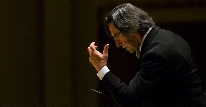 Planning de la tournée de l'artiste  Riccardo Muti