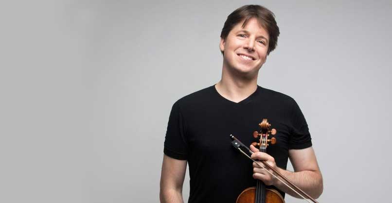 Planning de la tournée de l'artiste  Joshua Bell