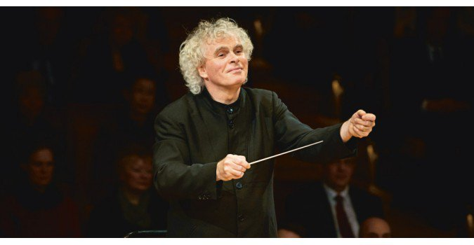 Planning de la tournée de l'artiste  Simon Rattle