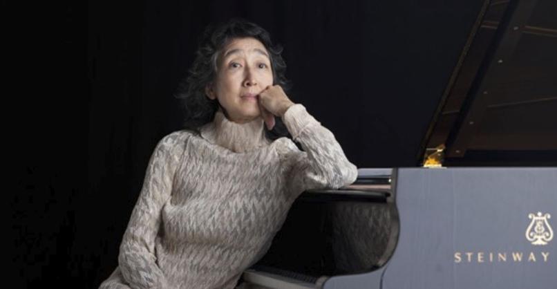 Planning de la tournée de l'artiste  Mitsuko Uchida
