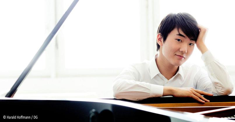 Planning de la tournée de l'artiste  Seong-Jin Cho