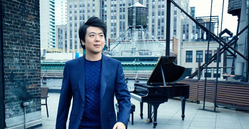 Planning de la tournée de l'artiste   Lang Lang