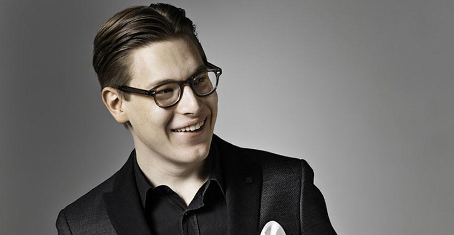 Planning de la tournée de l'artiste  Klaus Mäkelä