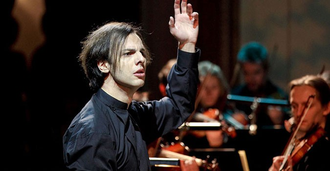 Planning de la tournée de l'artiste  Teodor Currentzis