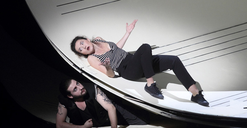 Planning de la tournée de l'artiste  Stéphanie d'Oustrac