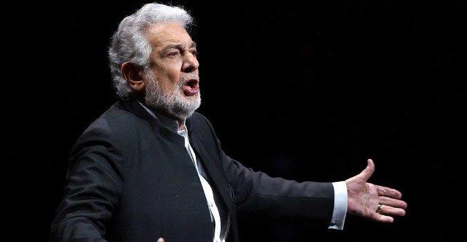 Planning de la tournée de l'artiste  Plácido Domingo