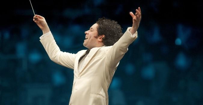 Planning de la tournée de l'artiste  Gustavo Dudamel