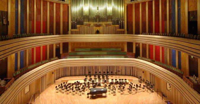 Concerto for Flute & Harp K. 299 - Mozart / Brandenburg Concerto No. 6 BWV 1051 - Bach / Symphony No. 4 K. 19 - Mozart / Concert