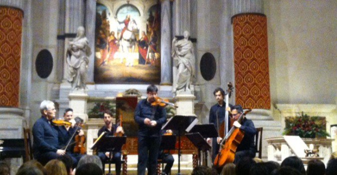 Le Quattro Stagioni - Vivaldi / Concerto Grosso op. 3/3 - Geminiani / Zigeunerweisen - Sarasate
