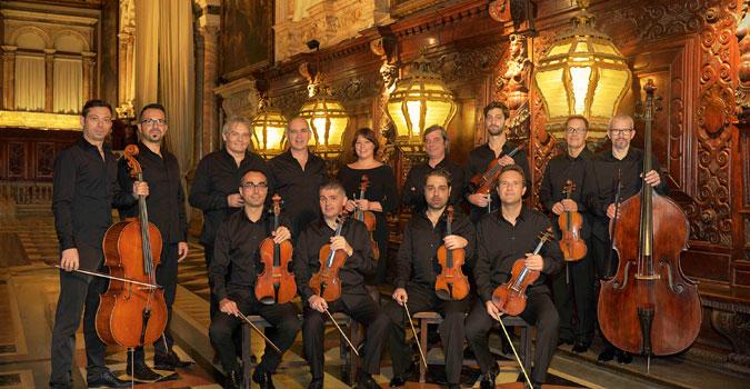 Le Quattro Stagioni - Vivaldi / Cello concerto RV 419 - Vivaldi / Violin Concerto BWV 1042 - Bach