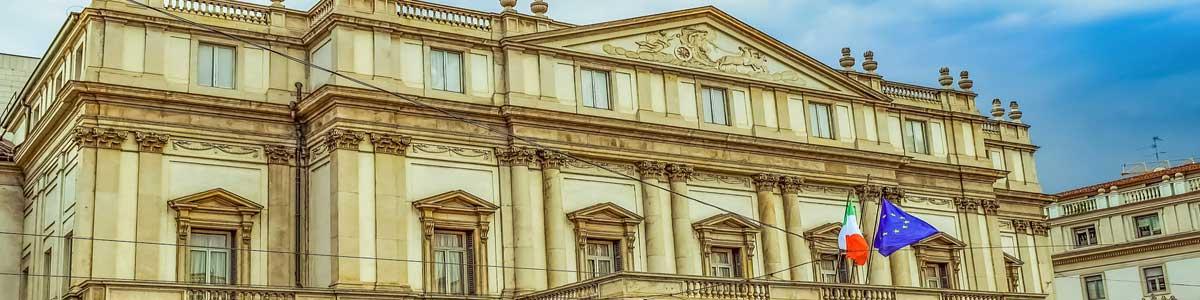 Laugh and Drama at La Scala in Milan
