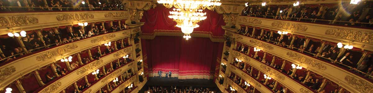 Two exceptional evenings at La Scala
