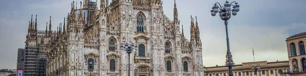 Deux soirées d'exception à Milan
