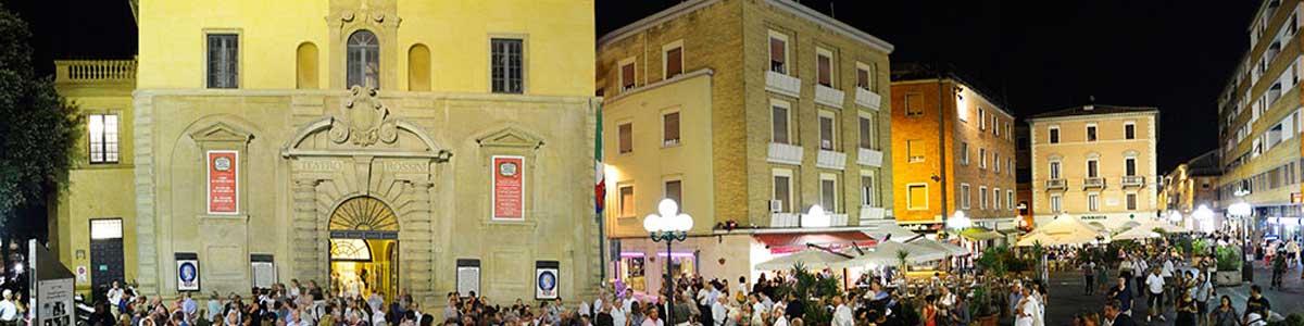 Prestigious evenings at the Rossini Opera Festival