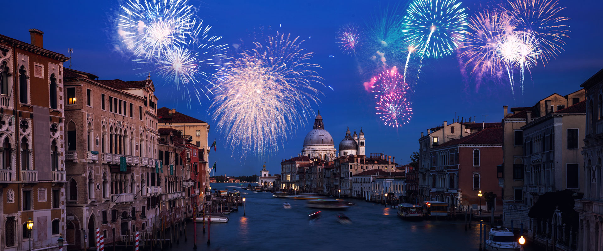 New Year In Venice from 29/12 to 01/01