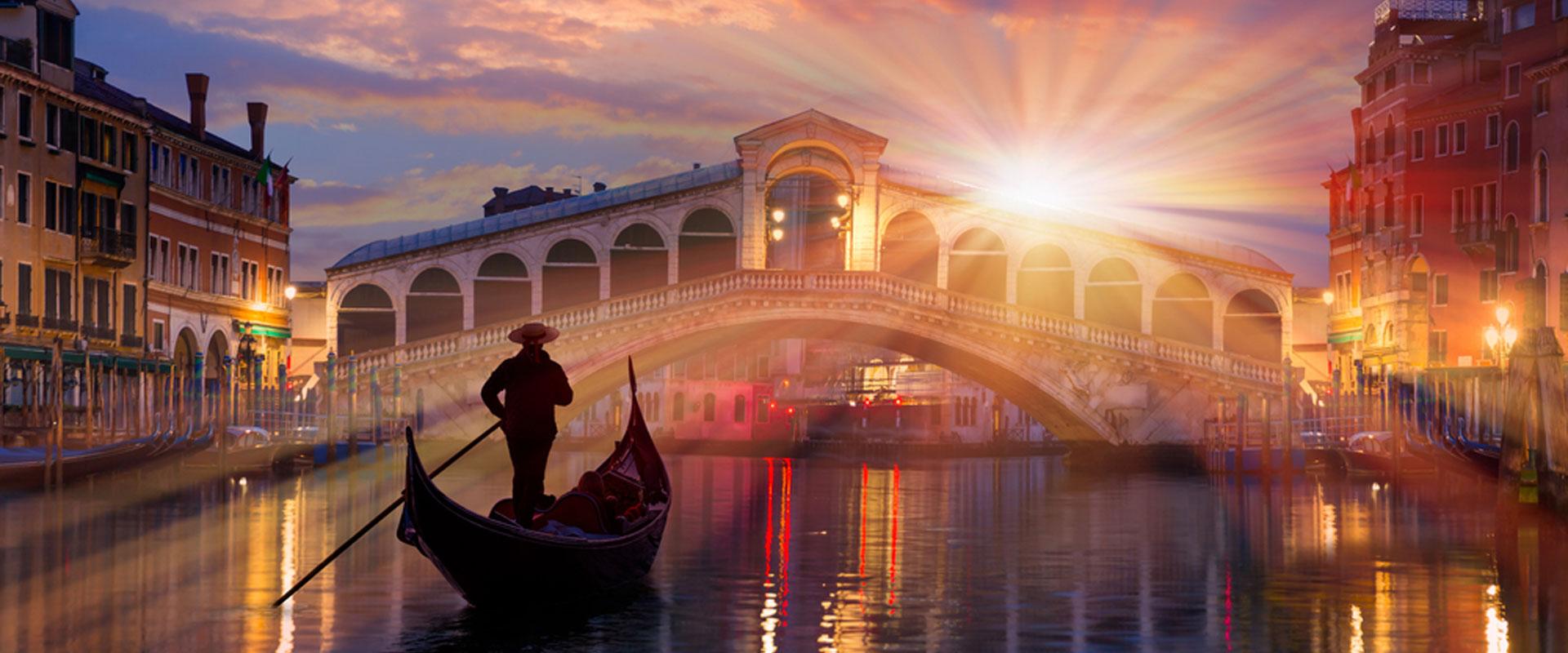 Love & Death in Venice Nov. 25th to 28th