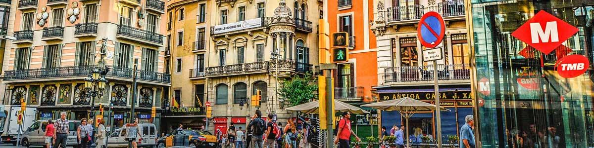 Séjour à Barcelone du 02/11 au 05/11