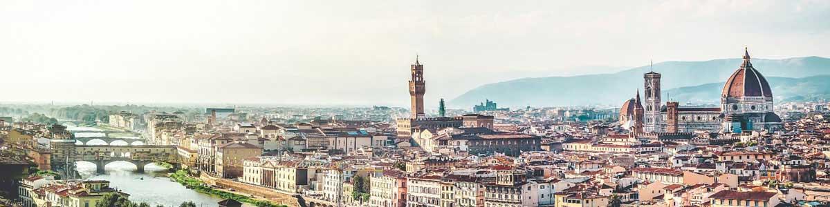 Séjour à Florence du 13/12 au 16/12